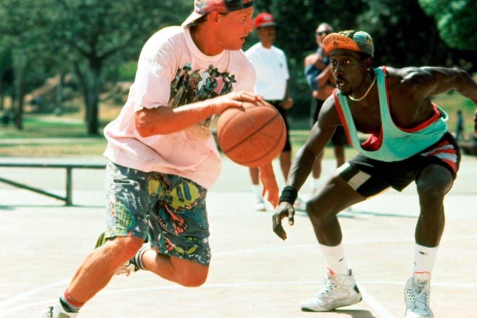Slam dunk: Wesley Snipes brukte Colnago-caps i 90-tallsklassikeren «White men can't jump».