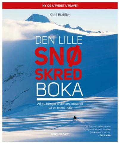 Den lille snøskredboka: Den lille snøskredboka av Kjetil Brattlien har siden førsteutgaven i 2008 vært Norges mest brukte og mest solgte skredbok.