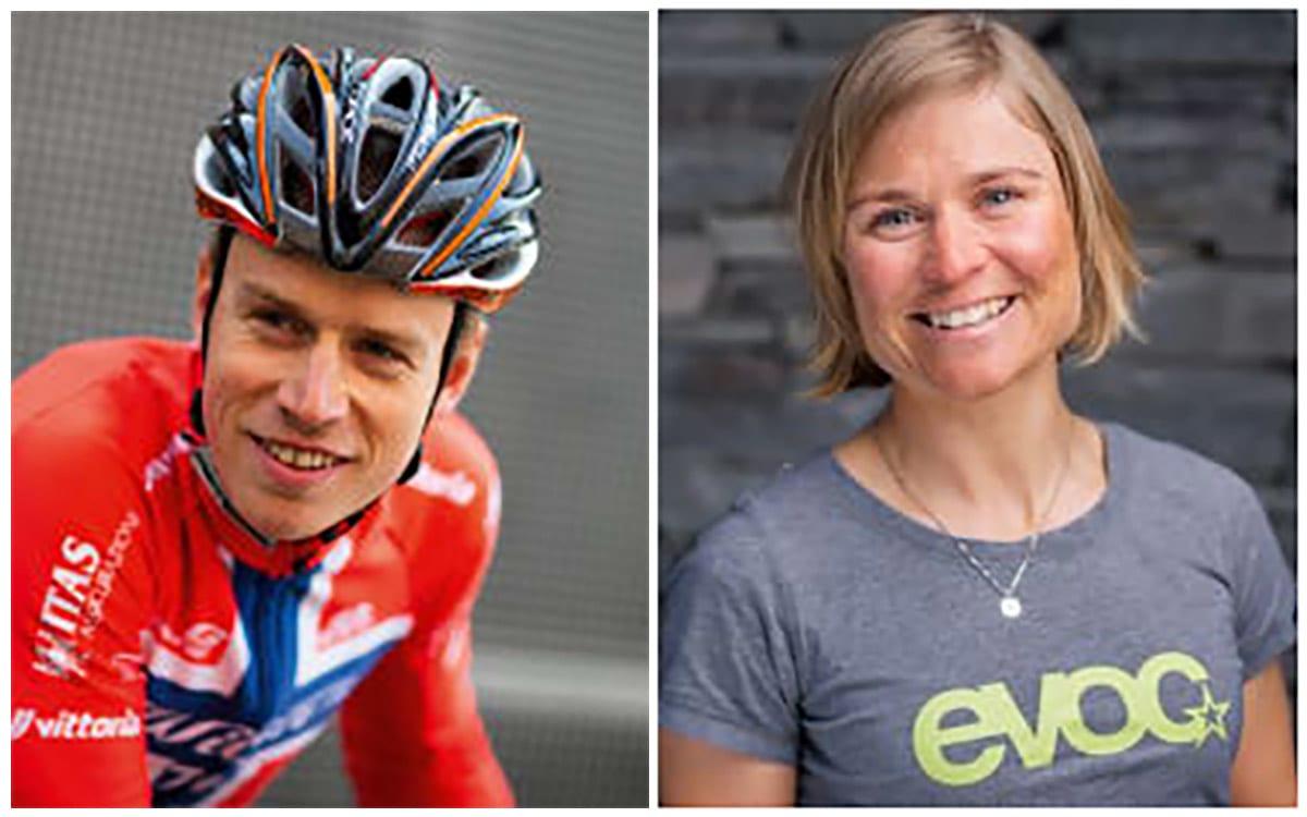LØYPA: Ole Hem og Hildegunn Gjertrud Hovdenak har delt sine meninger om runden. Foto: Kristoffer H. Kippernes