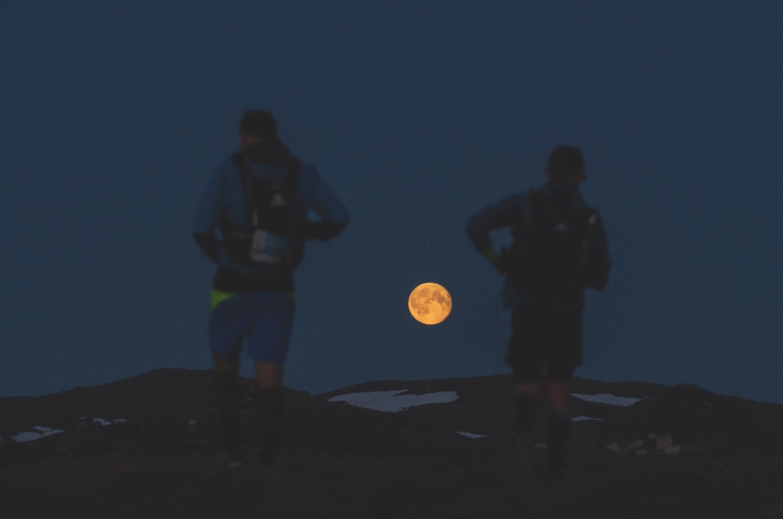 Jotunheimen den siste kvelden i juni, 2018. Foto: Bård Basberg