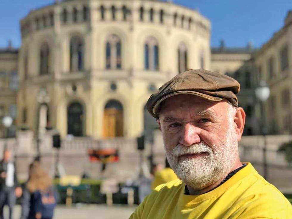 Hans Anton Grønskag. Foto: Christin Olderbråten