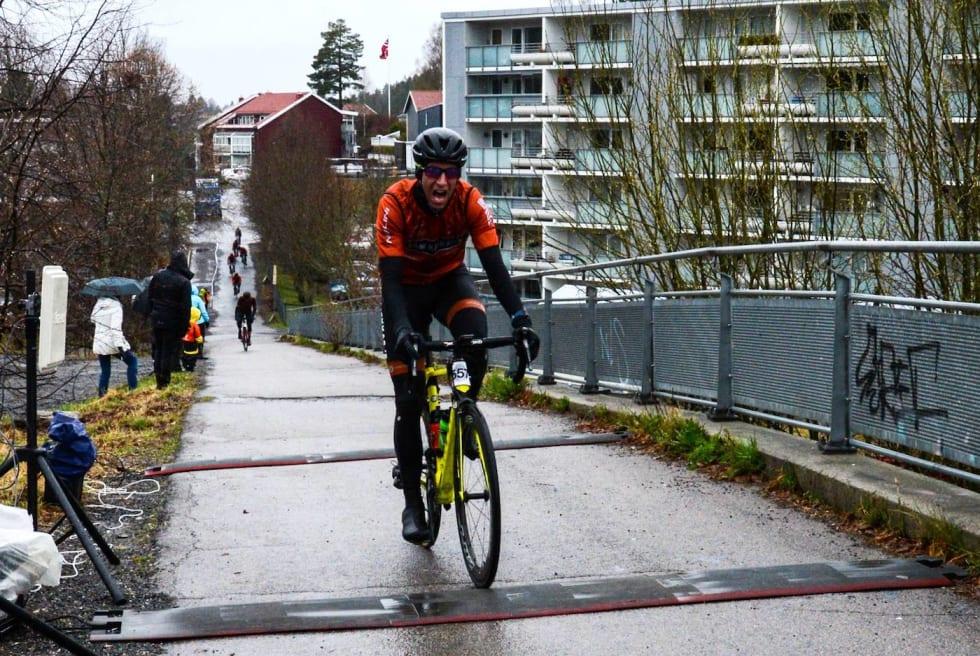 Eirik Olsen - Kjekkas - overall winner Enebakk Rundt - Eirik Granly 1400x933