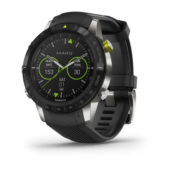 MED O2-RING: Athlete-klokken lar deg vise o2-opptaket ditt til omverdenen på et øyeblikk.