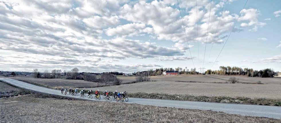 JEVNERE: Team Follo starter sesongen på et høyere nivå i år enn i fjor, sier kaptein Christian Askildsen. Foto: Ola Morken