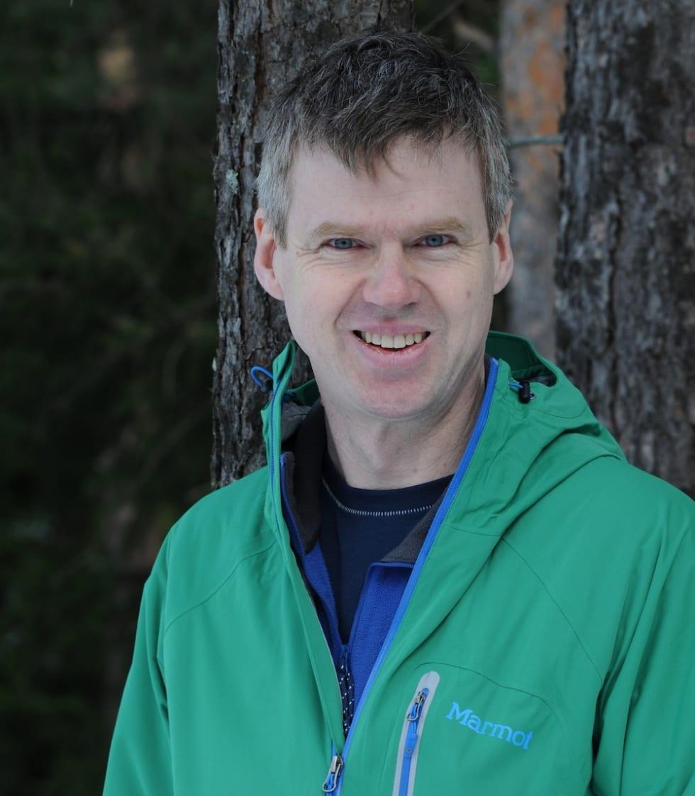 Esben Johansen. Foto: Helene L. Johansen