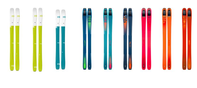 Ski G3 & Dyna