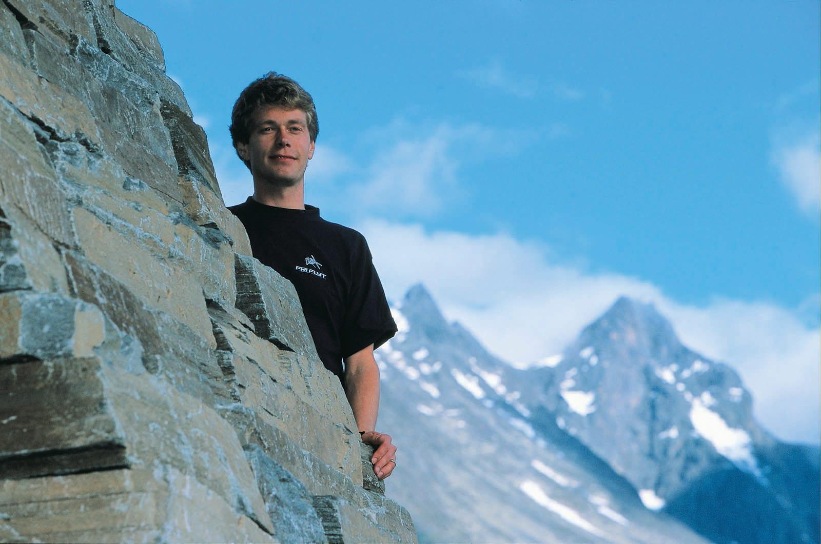 Ole Berge Drægni var en stor pådriver før første High Camp gikk av stabelen. Arkivfoto: Simen Berg