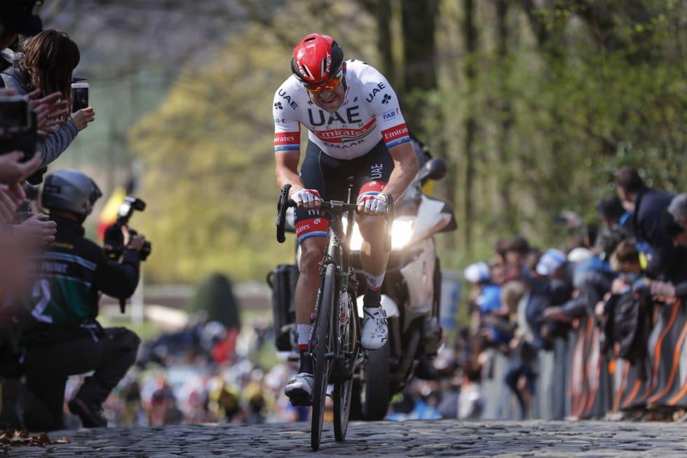 STJERNE: Alexander Kristoff er startfeltes mest meritterte rytter, men hvordan er formen hans etter sykdom? Foto: Cor Vos.