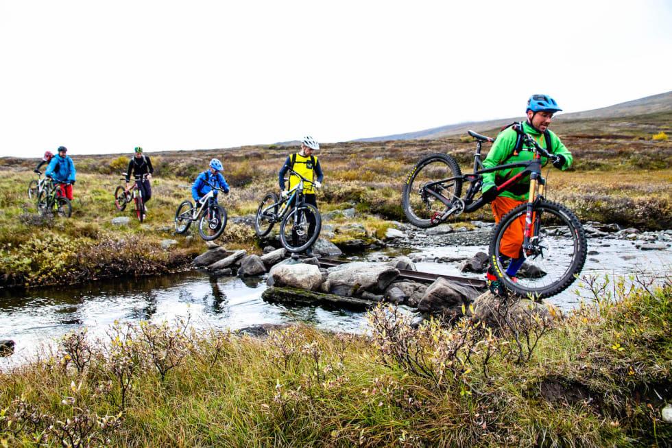 Creek Oppdal stisykkelcamp 2016 - Bjarne Grøseth 1400x933