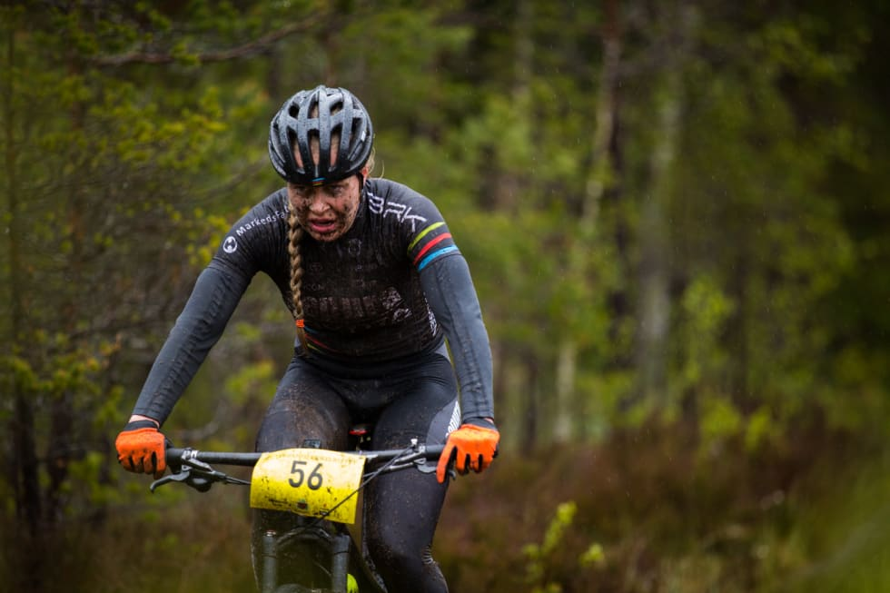 Ingrid Sofie Bøe Jacobsen - Terrengsykkelrittet 2015 - Foto Snorre Veggan1400x924