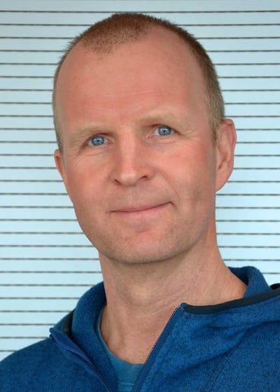 Kjetil Brattlien, sivilingeniør fra NTH i Trondheim og fra University of Utah
