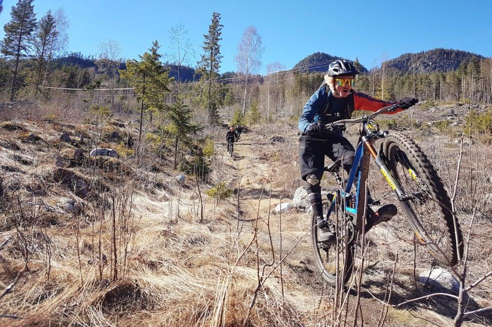 Anders Veland på Trail Camp 2017 - Preben Nøkleby 1400x933