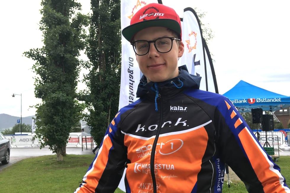 Eskil Evensen-Lie vant Trans-Østerdalen sammenlagt med to etappeseiere og en tredjeplass. Foto: Ingeborg Scheve