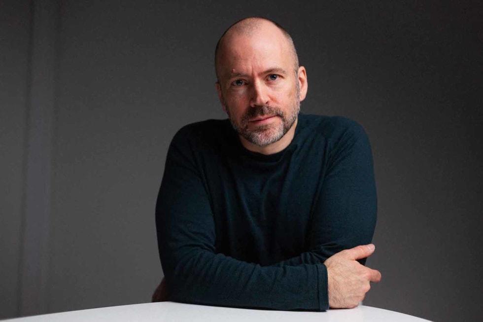 Lars Thomte, leder i NOTS. Foto: Kristoffer Kippernes