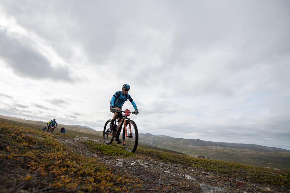 Alf Christian Losvar. Foto: Cecilia Emilie Johansen, Frikant/Skaidi Xtreme