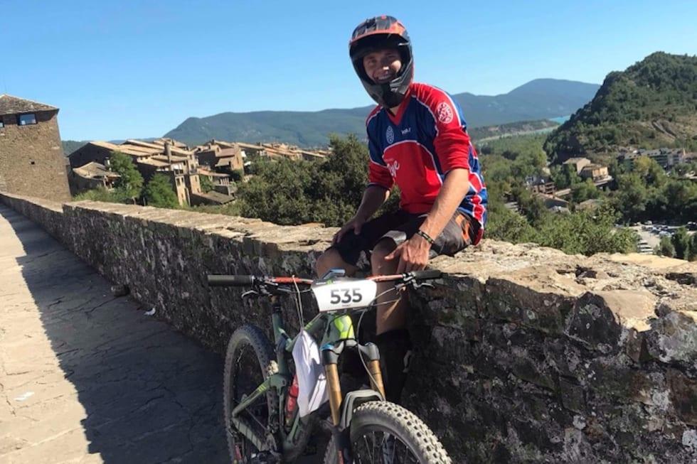 Simen Smestad håper det blir testet mer i Enduro World Series når enduro blir en del av UCI. Foto: Privat