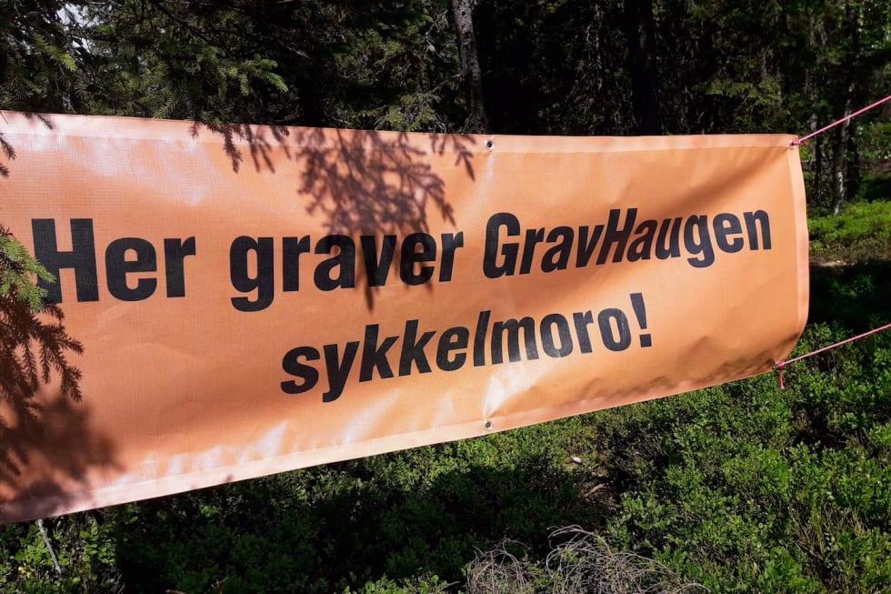 Sykkelanlegg Veldre Sag 2018 - Foto Geir Nyseveen 1400x933