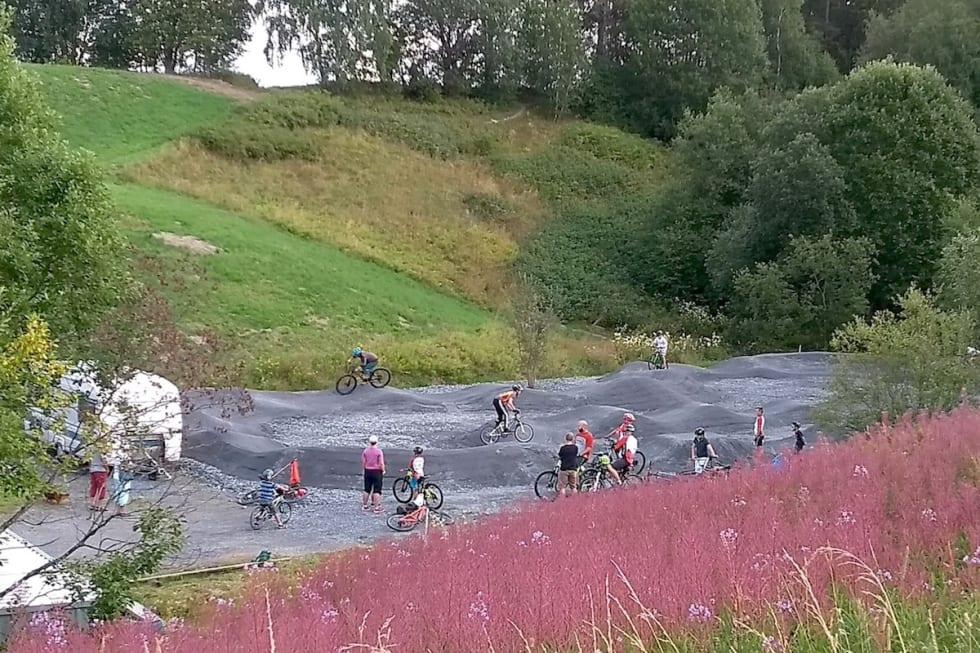 Texasdalen Terrengpark - Pumptrack - Bingsfoss SK - Bjørn Holmen 1200x800