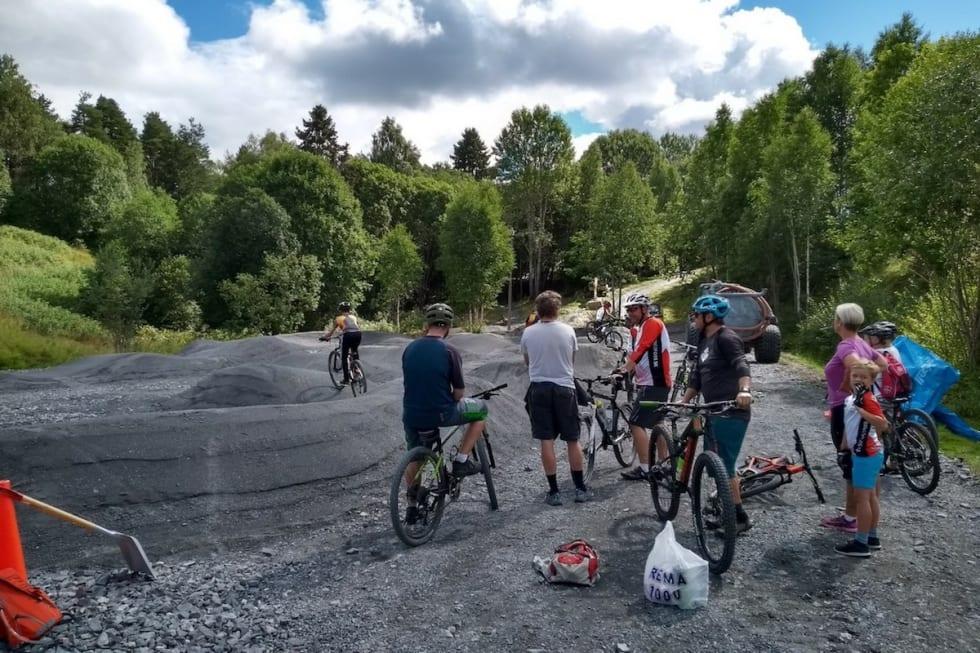 Texasdalen Terrengpark - Pumptrack Bingsfoss SK - Bjørn Holmen 1200x800