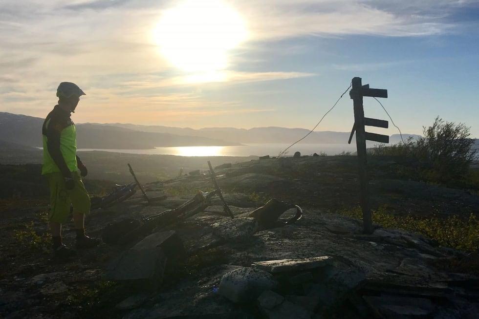 Alta stisykling no limits 2018 - Bjørn Michaelsen 1400x933