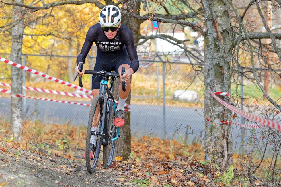 TITTELFORSVARER: Knut Røhme vant Bjerkekross i fjor, etter et thrilleroppgjør på målstreken. Foto: Pål Westgaard