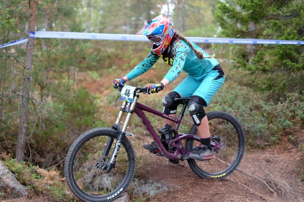 Kine Haugom NM Drammen 2018 - Niclas Stensrud Andersen 1400x933
