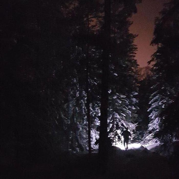 Stiene på Siggerud nytes av gående så vel som syklende, og bidrar til god stemning i skogen. Foto: Trond Dyrnes
