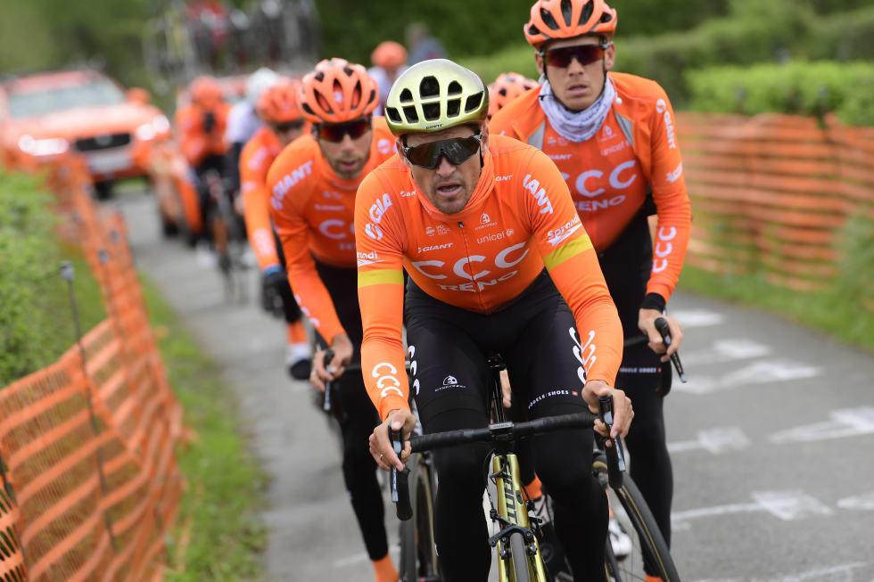 ENDELIG FOR GREG?: van Avermaet har hatt mye stang ut i vårsesongen, kan han få det til å klaffe med bedre støtte fra lagkameratene? Foto: Cor Vos.