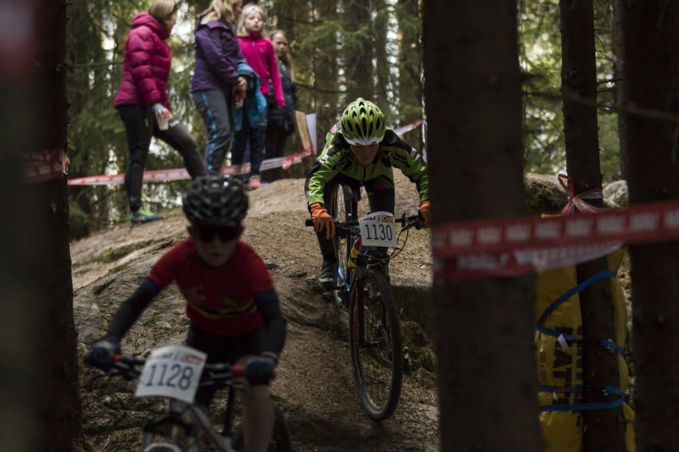 Terrengsykkelcupen som har vært arrangert under flere navn siden oppstarten i 1993, betyr mye for rekrutteringen til sporten. Foto: Per-Eivind Syvertsen