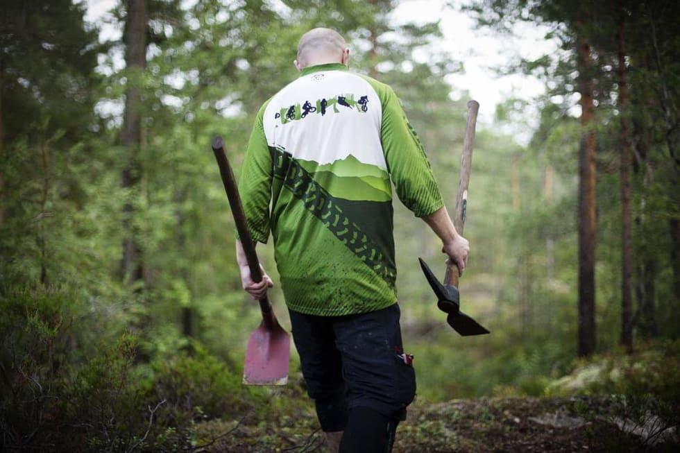 Bjørn Andre Enoksen - Foto Kristoffer Kippernes