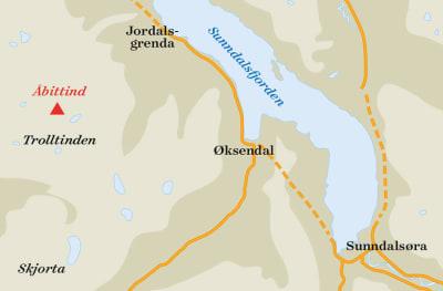 Åbittind-Kart-1