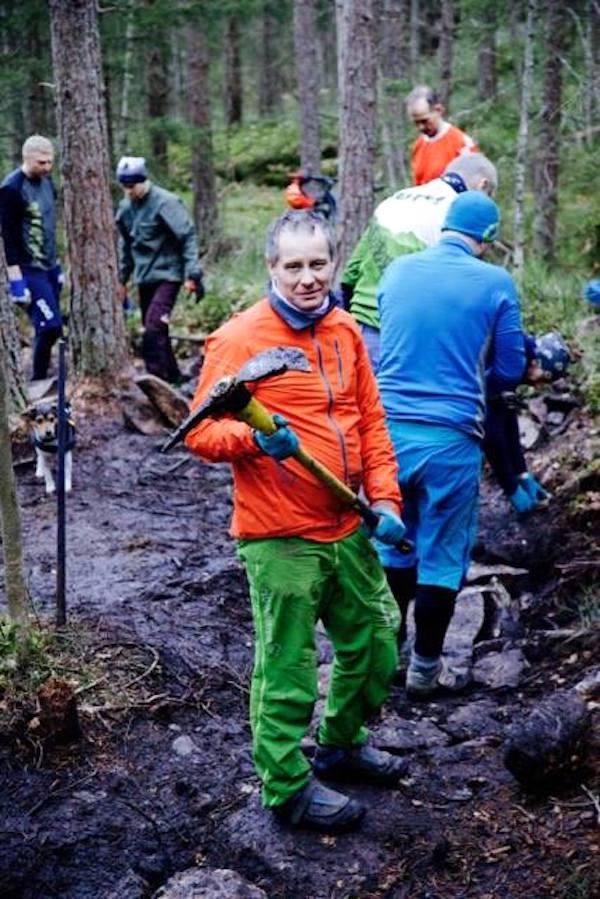 Eddie Klippen Rudolph - Bjørn Enoksen 600x