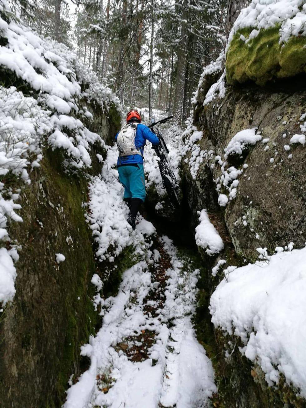 Snow Canyon 1 - Trond Dyrnes - Foto Lars Seland Rønningen