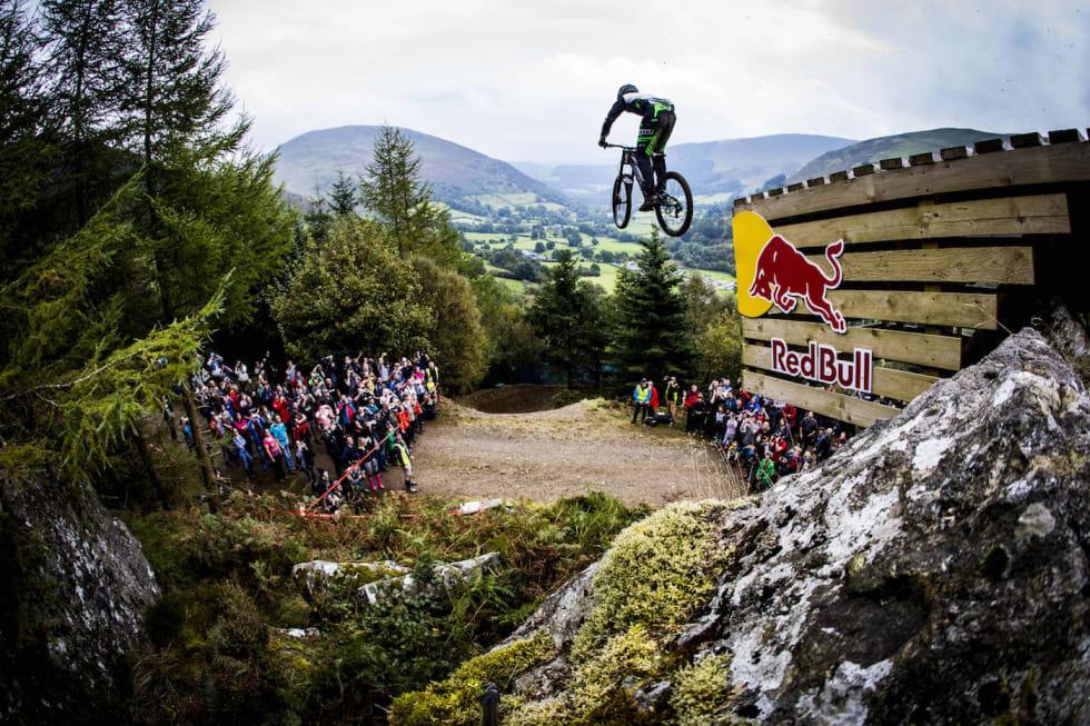 Craig Evans - Red Bull Hardline 2017 - Foto Red Bull Content Pool 1400x933