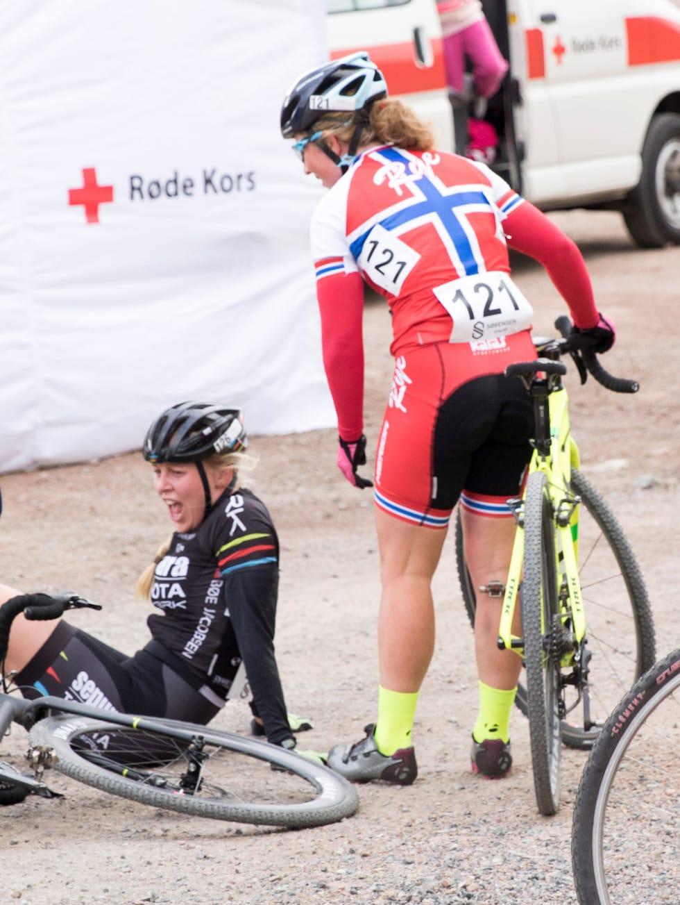 Ingrid Sofie Bøe Jacobsen - Elisabeth Sveum - NC1 CX 2016 - Bengt Ove Sannes 1000x1333