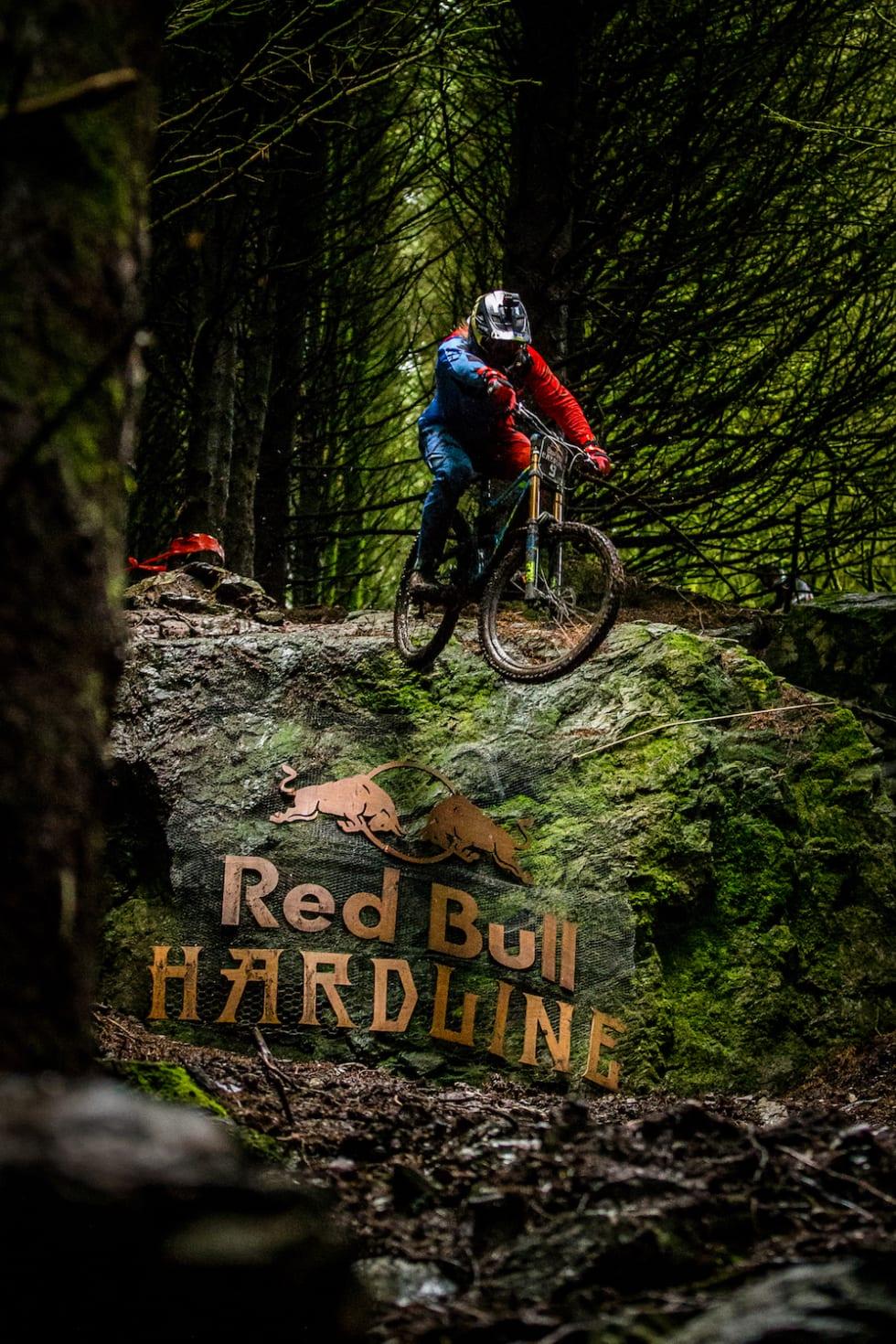 Brage Vestavik - Red Bull Hardline 2017 - Red Bull Content Pool 1000x1500