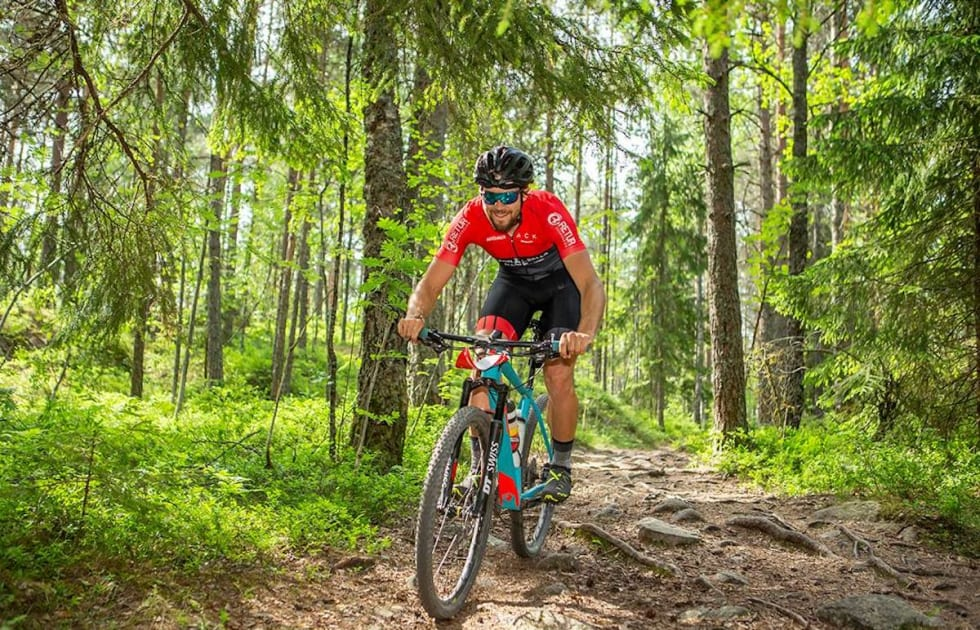 Kristoffer Ylven Westgaard - Terrengsykkelrittet 2018 - Pål Westgaard 1200x