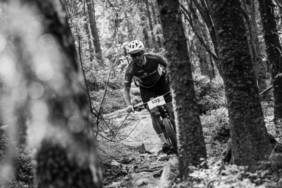 Kristoffer Kippernes 3rd 1 lap sport - Per-Eivind Syvertsen