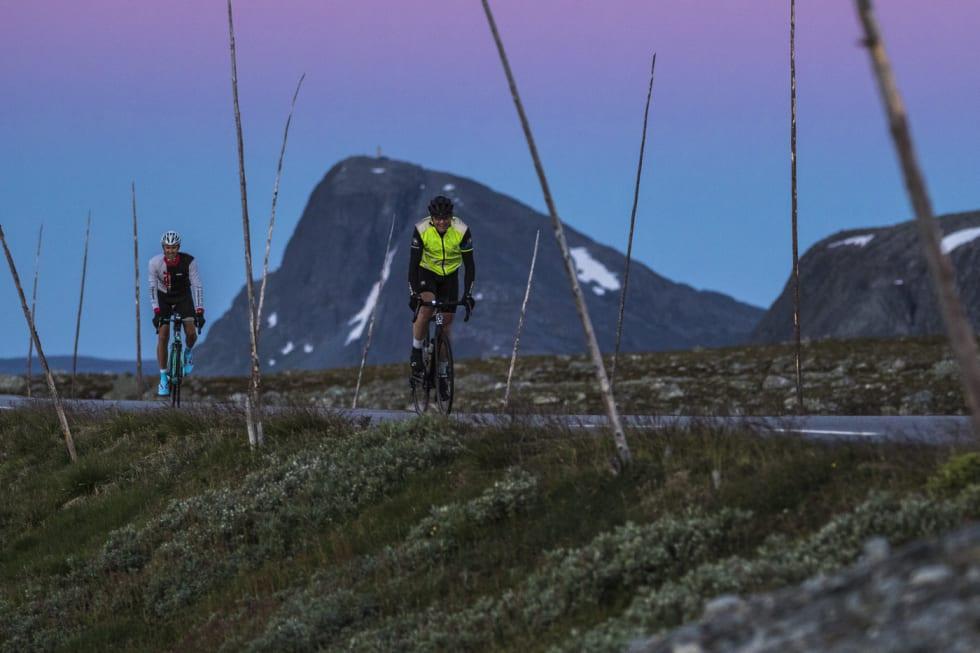 Jotunheimen Rundt 2018 dawn - Per-Eivind Syvertsen
