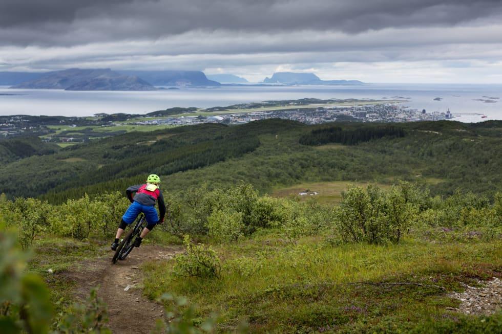 Martin Klette - Bodø enduro - Kippernes