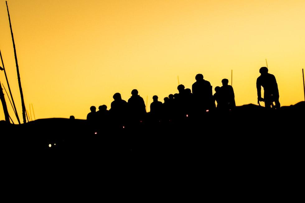 Jotunheimen Rundt 2018 silhouette - Per-Eivind Syvertsen