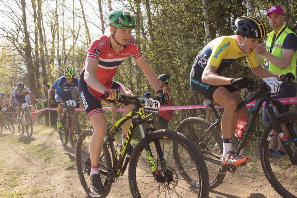 Petter Fagerhaug relay - Beng Ove Sannes 1400x933
