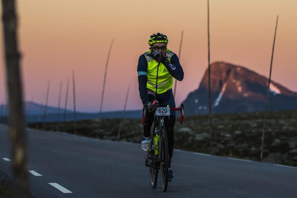 Jotunheimen Rundt 2018 Simon Hamilton - Per-Eivind Syvertsen