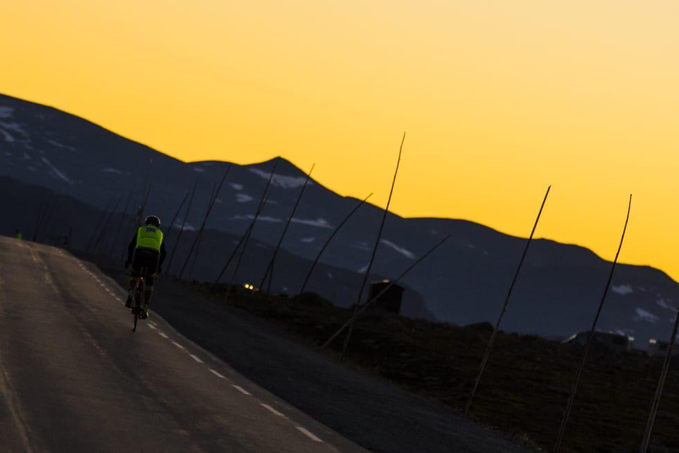 Jotunheimen Rundt 2018 sunrise - Per-Eivind Syvertsen