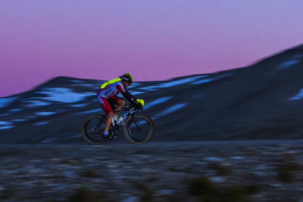 Jotunheimen Rundt 2018 sunrise 1 - Per-Eivind Syvertsen