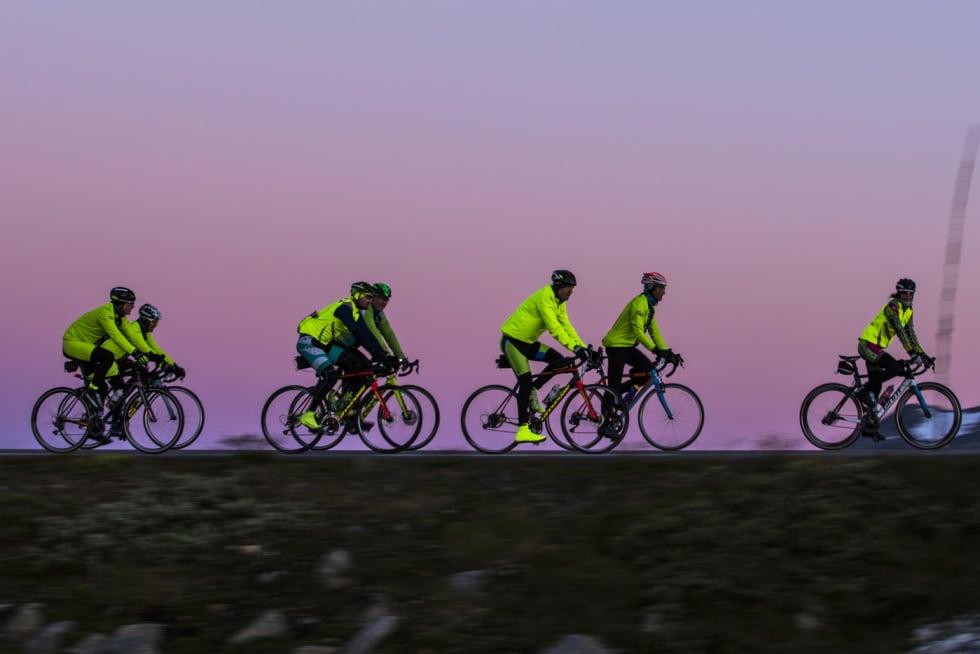 Jotunheimen Rundt 2018 sunrise 2 - Per-Eivind Syvertsen