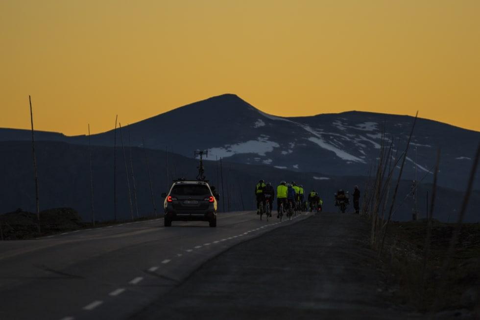 Jotunheimen Rundt 2018 sunrise 4 - Per-Eivind Syvertsen