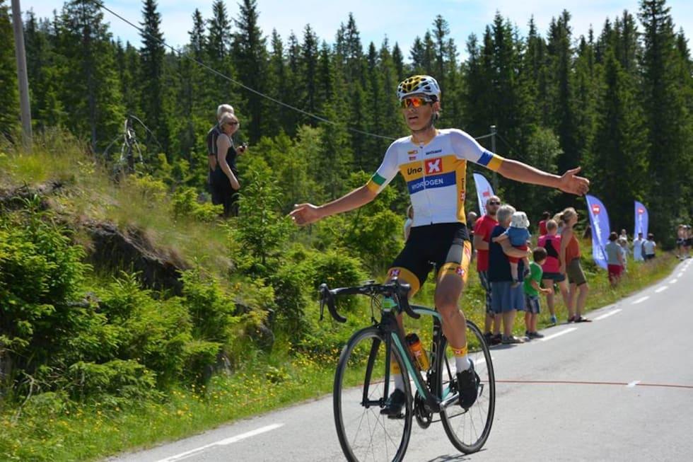 Torstein Træen - 3 etappe RR 2017 - Arrangøren 1400x933