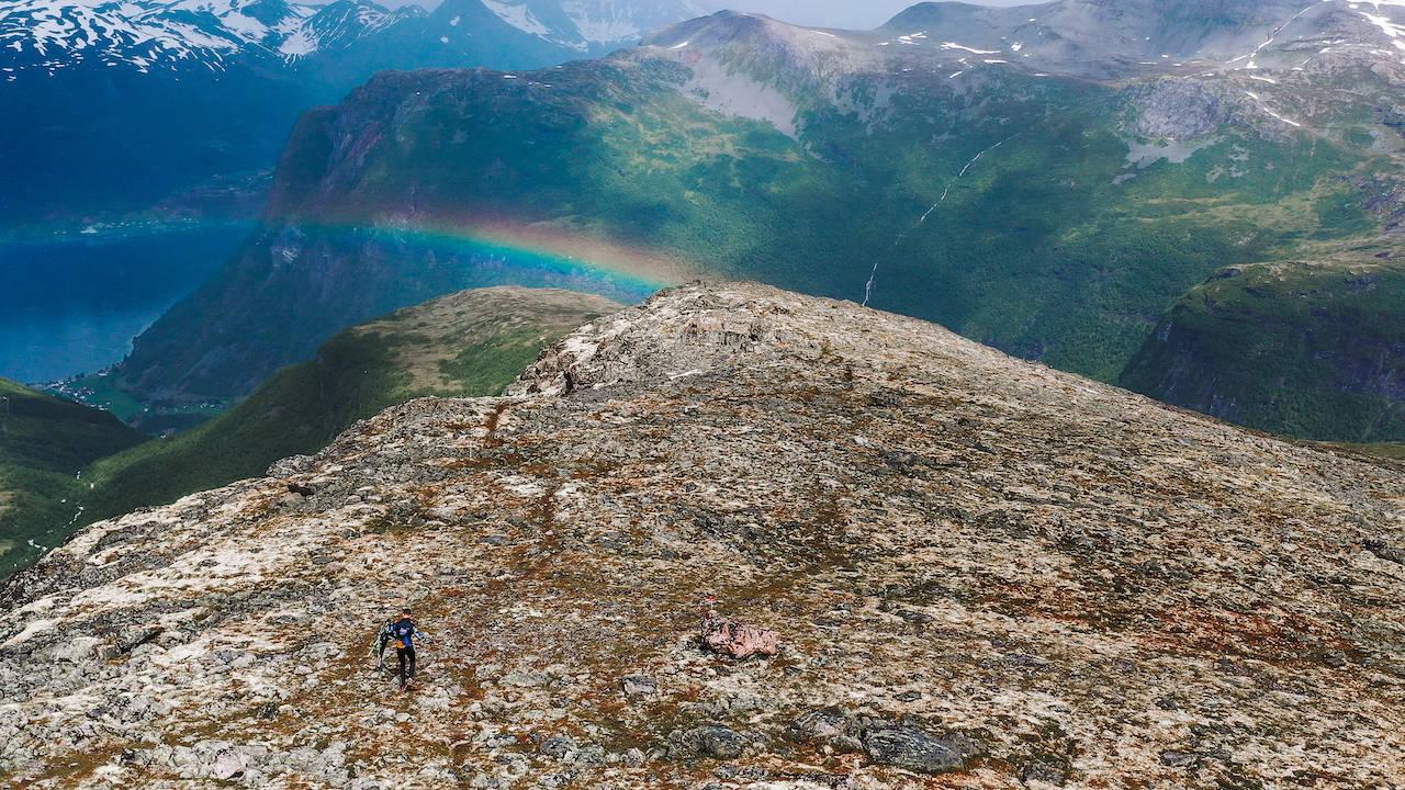 OPPNED NORDDAL fjelløp sunnmøre