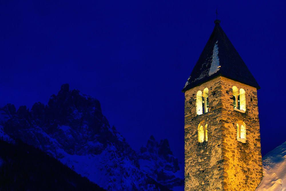 Den blå time i San Martino